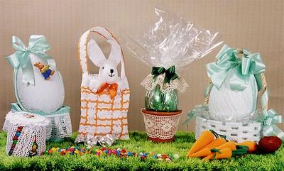 ideias decoracao casa pascoa ovinhos coelhinhos cesta (2)