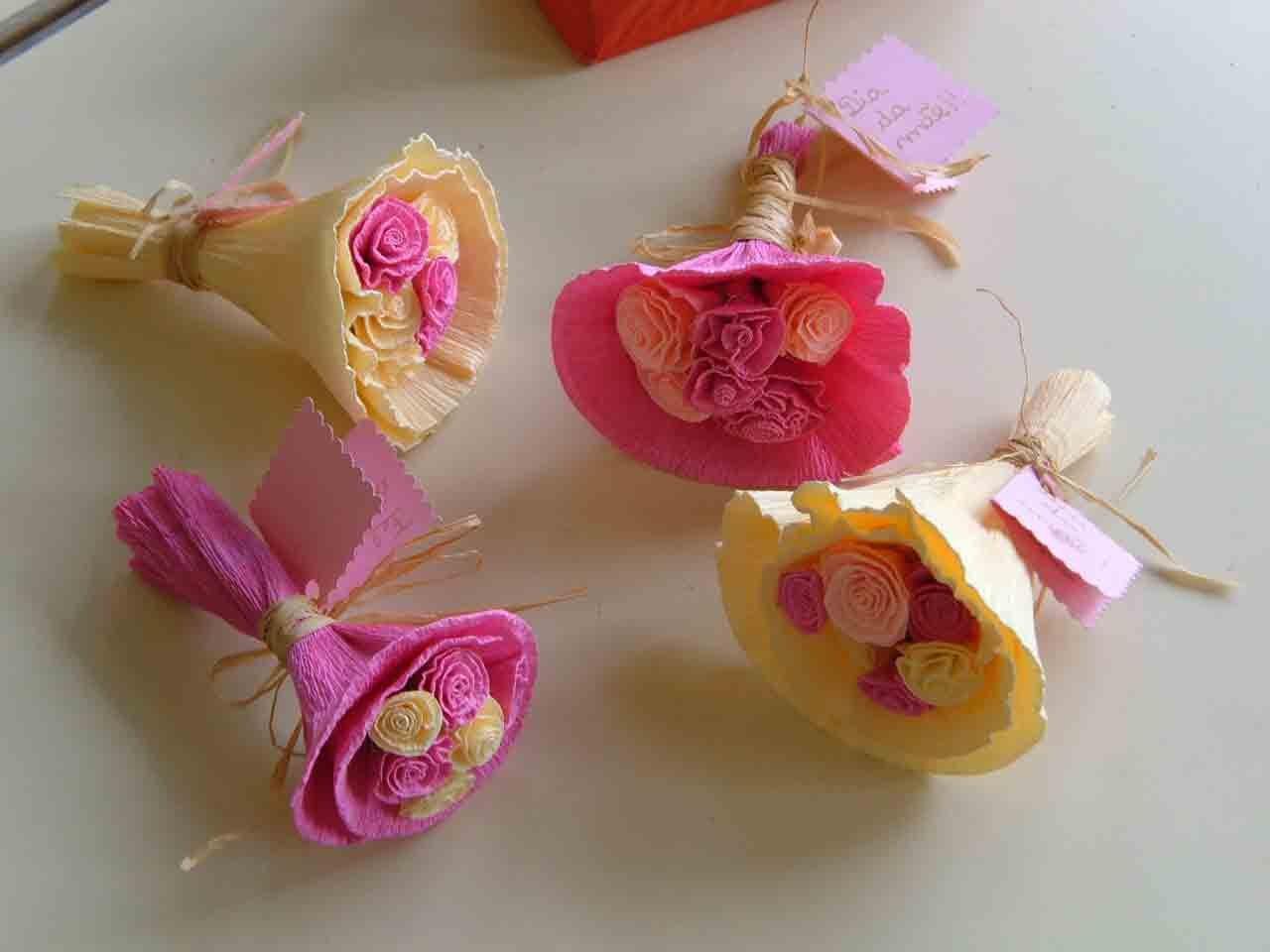 Mulheres SÃo Como Flores: As Tontas Vão Ao Céu: Flor De Crepom