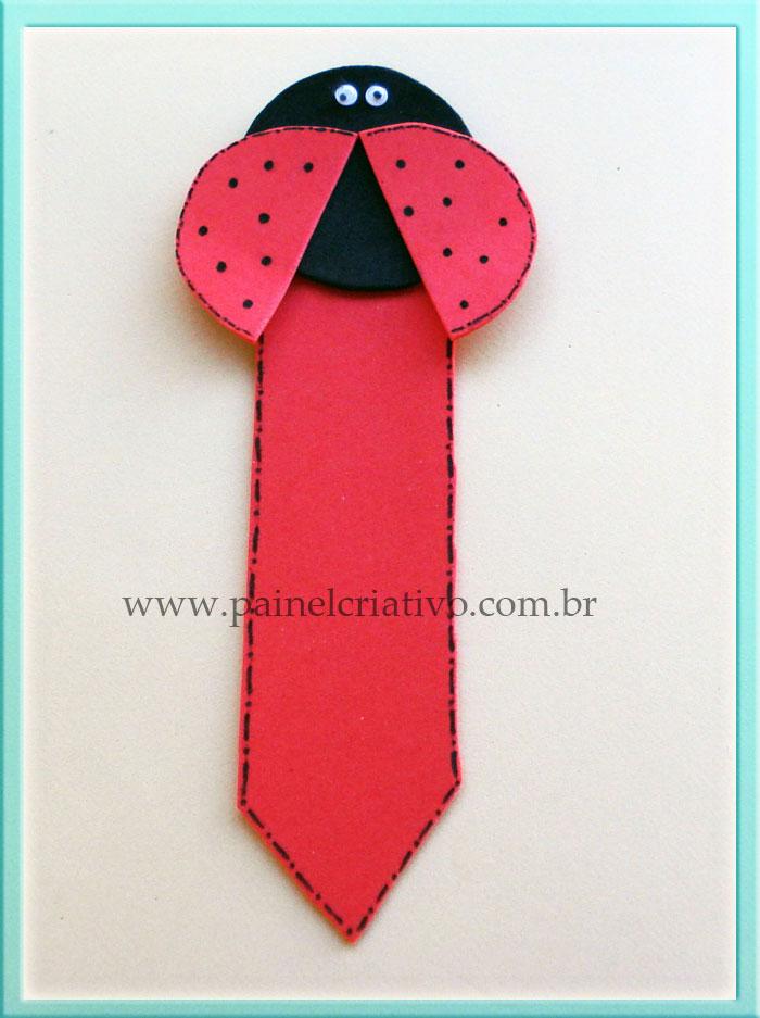 Modelo De Marcador De P  Gina Da Joaninha