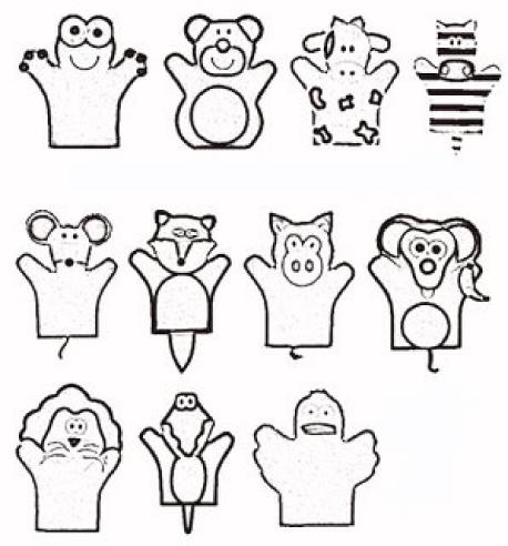 molde fantoche animais eva feltro (2)