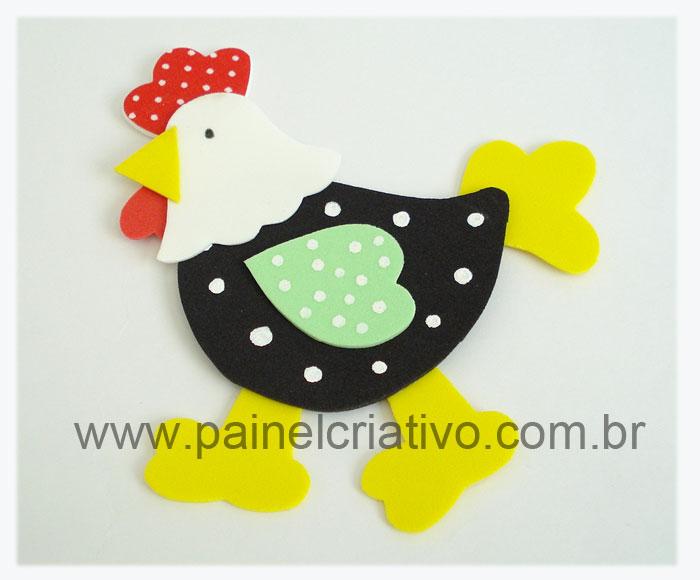 modelo galinha em eva (2)