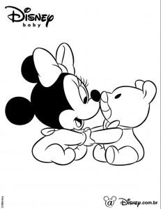 Desenhos Baby Disney