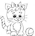 Desenhos de Gatinhos