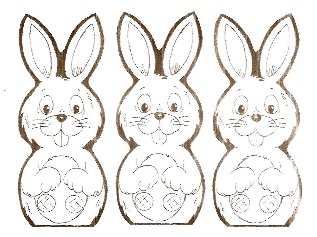 De Coelhinhos Para Pascoa Mais Desenhos De Coelhinhos Para Pascoa