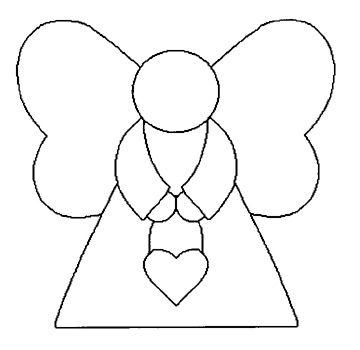 anjos Desenhos-colorir-anjinhos-3