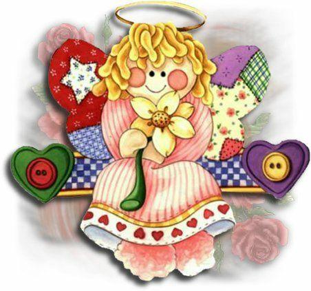 desenhos de anjos painel criativo