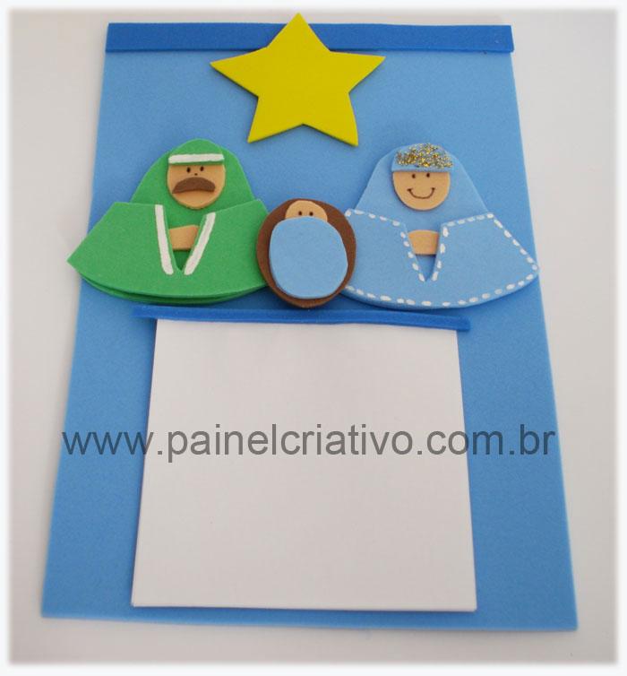 modelo lembrancinha natal em eva (1)