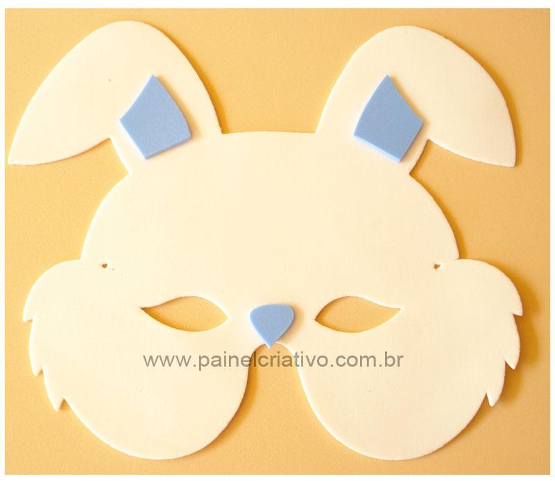 mascara coelhinho pascoa em eva (1)