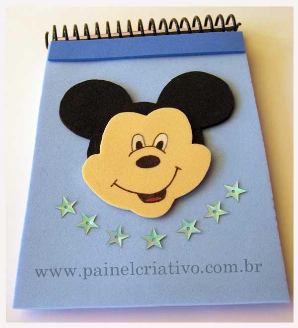 Lembrancinha Aniversario Eva Mickey  1