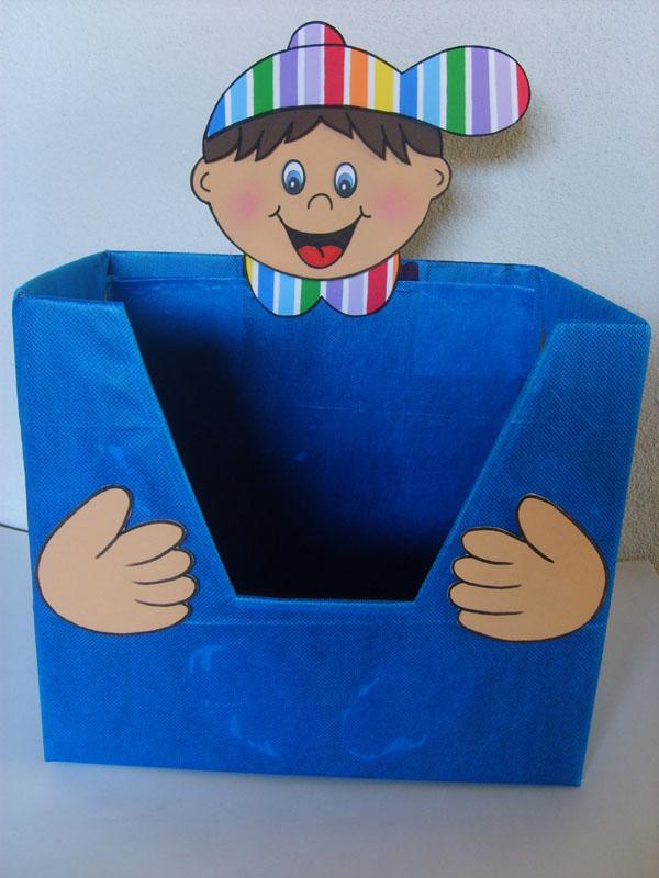 No Blog Da Tia Lu   Para Voc   Decorar Caixas Para Sala De Aula