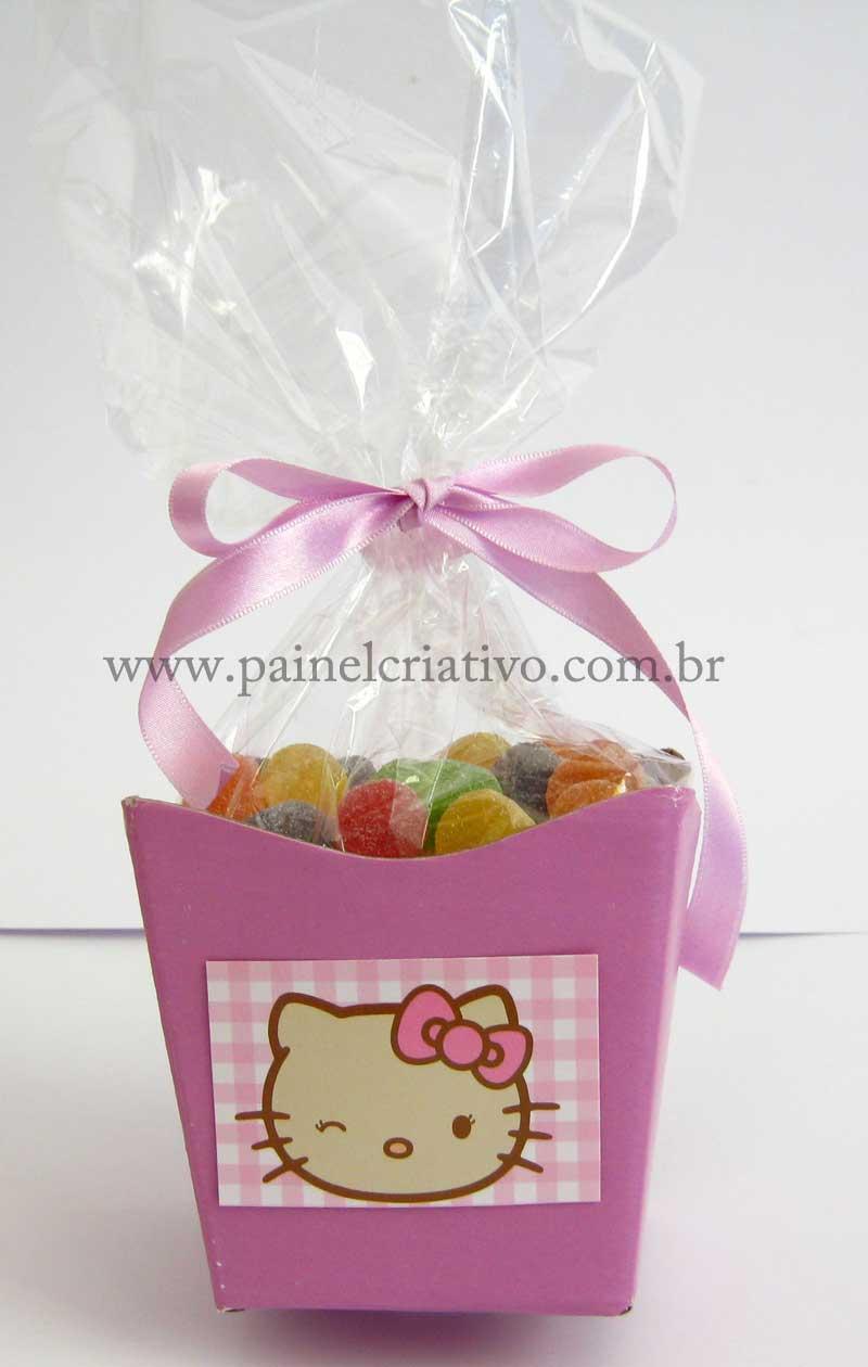 Aqui Vai Uma Sugest  O De Lembrancinha De Anivers  Rio Da Hello Kitty