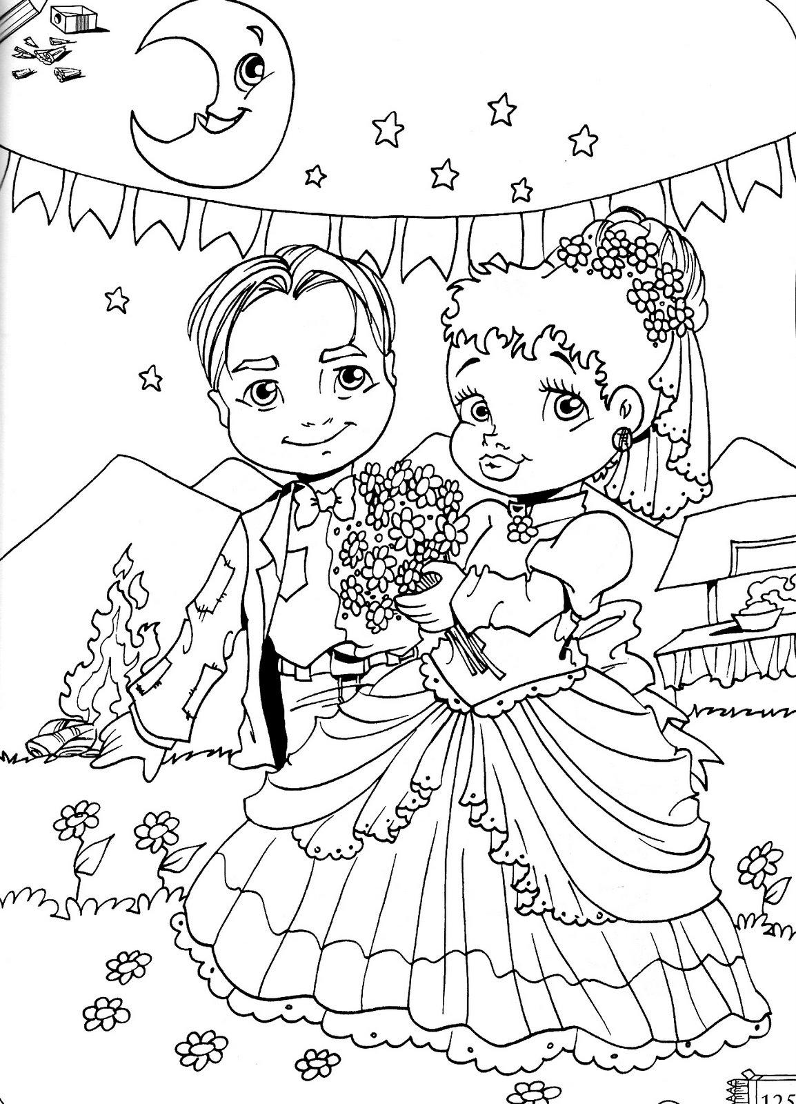 Est   Mais Alguns Desenhos Festa Junina Para Imprimir E Colorir  Para