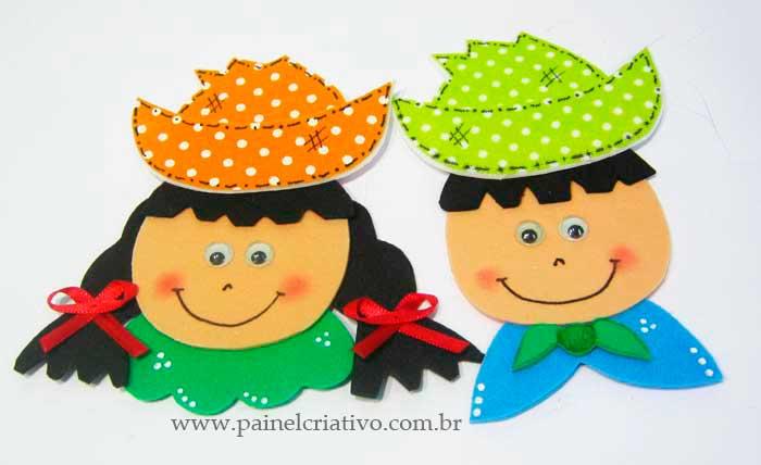 17db31839ed62 Ideias para Festa Junina com Eva   Painel Criativo