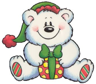 desenhos natal ursinho pintura decoupae caixinha latinhas quadrinhos (3)