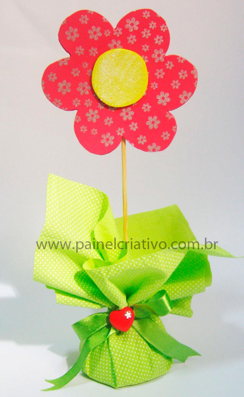 modelo centro mesa aniversario infantil florzinha em eva (2)