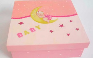 caixinha mdf decorada decoupage maternidade (2)