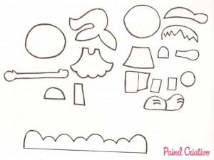 molde como fazer capa de caderno escolar menino menina eva (1)
