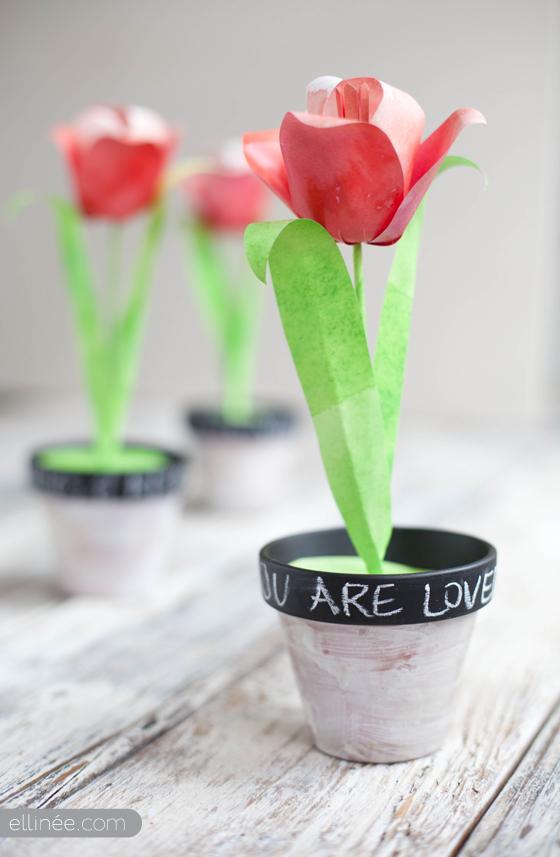 passo a passo vasinho flor papel tulipa lembrancinha dia das maes decoracao festa (1)