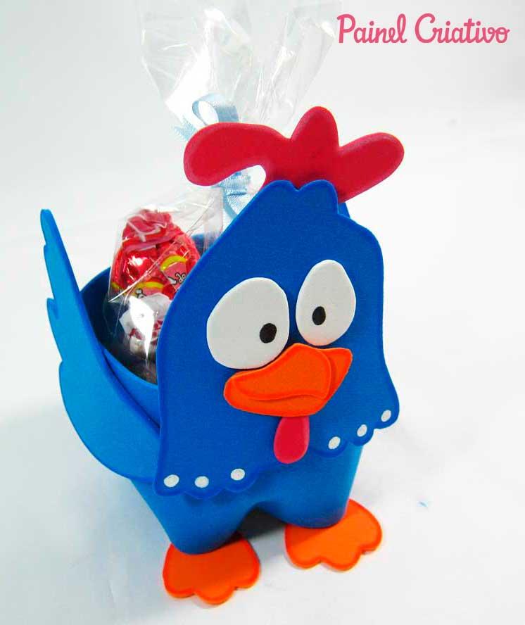 lembrancinha aniversario galinha pintadinha eva festa infantil porta guloseimas (3)