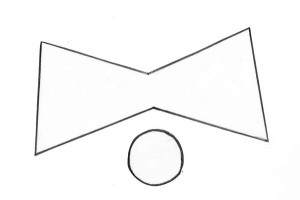 como fazer molde gravata sacola presentes papel dia dos pais (7)