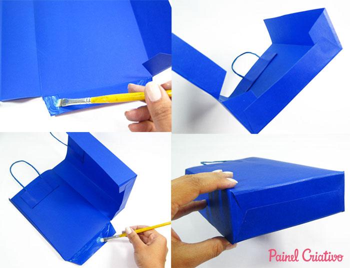 como fazer sacola presentes papel dia dos pais (3)