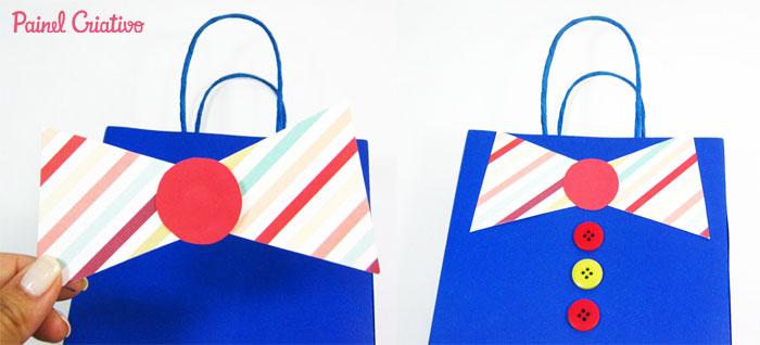 como fazer sacola presentes papel dia dos pais (4)