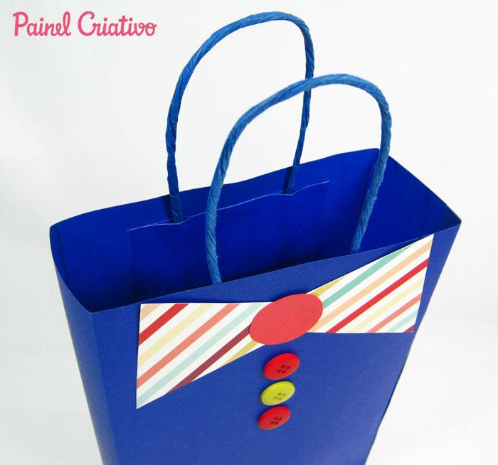 como fazer sacola presentes papel dia dos pais (5)