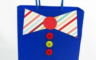 como fazer sacola presentes papel dia dos pais (6)