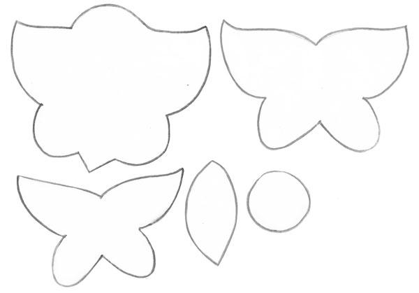 lembranca festa jardim:Arte de Educar: Lembrancinha de Aniversário: Borboletinha