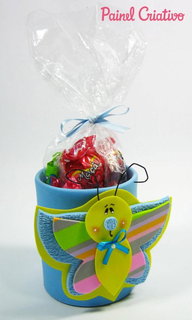 lembrancinha aniversario festa infantil jardim encantado borboletinha eva porta guloseimas chaveiro (5)
