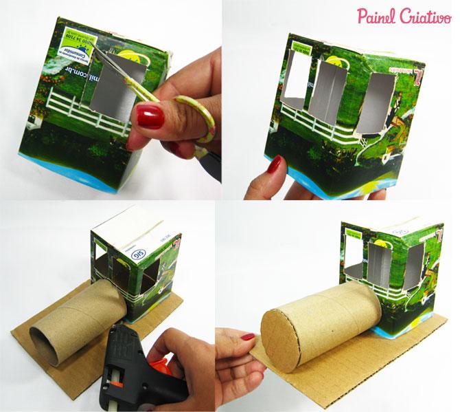 como fazer trenzinho reciclado criancas (1)