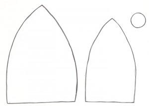 como fazer peso porta corujinha tecido  decoracao casa (9)
