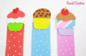 lembrancinha marcador de pagina menininha menininho cupcake (1)