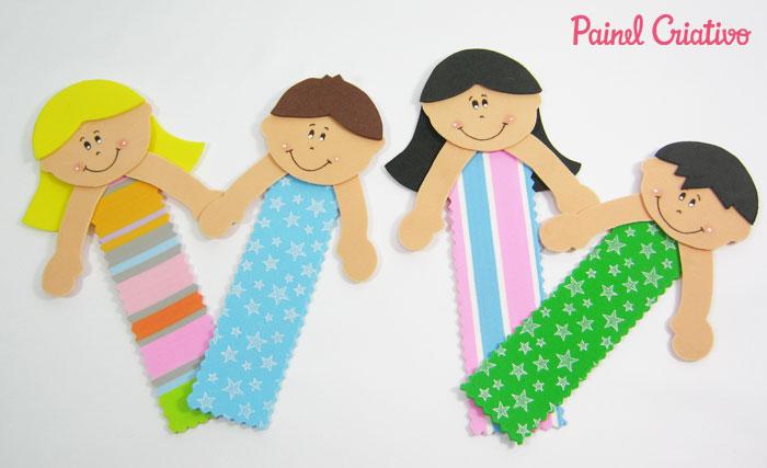 lembrancinha marcador de pagina menininha menininho cupcake (5)