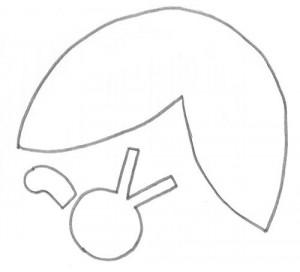 como fazer bichinhos cachorrinho abelhinha sapinho joaninha eva cd usado reciclagem (5)