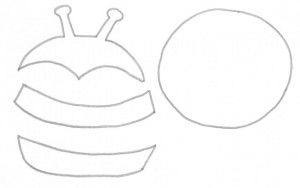 como fazer bichinhos cachorrinho abelhinha sapinho joaninha eva cd usado reciclagem (8)