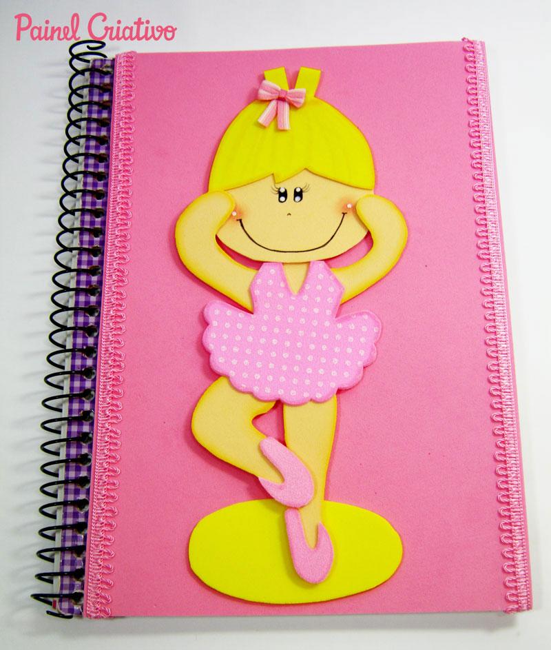capa caderno escolar bailarina eva menina  (3)