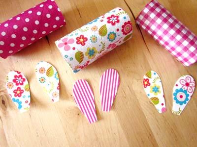 como fazer coelhinho rolinho papel pascoa reciclagem (5)