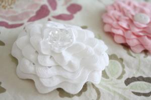 como fazer enfeite cabelo flor sianinha meninas (1)