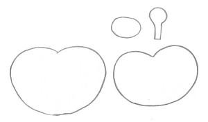 como fazer marcador pagina joaninha abelhinha lembrancinha eva cd velho reciclagem (3)