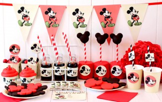 kit festa personalizada mickey mouse festa infantil tag rotulos caixinha papel (1)