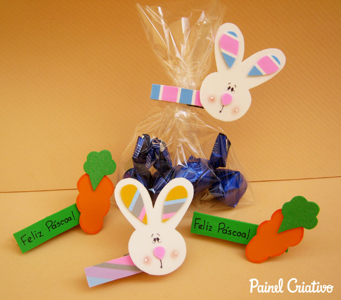 lembrancinha pascoa coelhinho porta guloseimas chocolates bombons criancas escola (3)