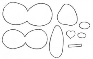 como fazer borboleta eva decoracoa sala de aula paineis lembrancinha escola festa infantil (8)