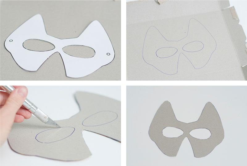 como fazer mascara super heroi caixa cereal papaelao criancas reciclagem (6)