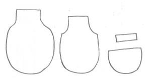 como fazer lembrancinha cha de cozinha panela eva mini avental ima de geladeira (3)