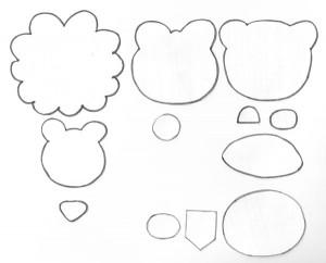 como fazer lembrancinha eva dia das criancas porta pirulito bichinhos leaozinho ursinho porquinho sapinho (5)