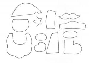 como fazer lembrancinha natal porta bombom papai noel rena eva criancas (7)