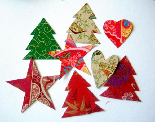 como fazer enfeites natal reciclado caixa cereal decoracao arvore natal tag presentes (1)