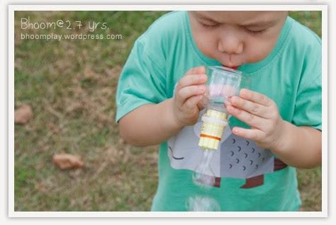 como fazer brinquedo reciclado garrafa pet fazer bolhas de sabao criancas ferias (1)