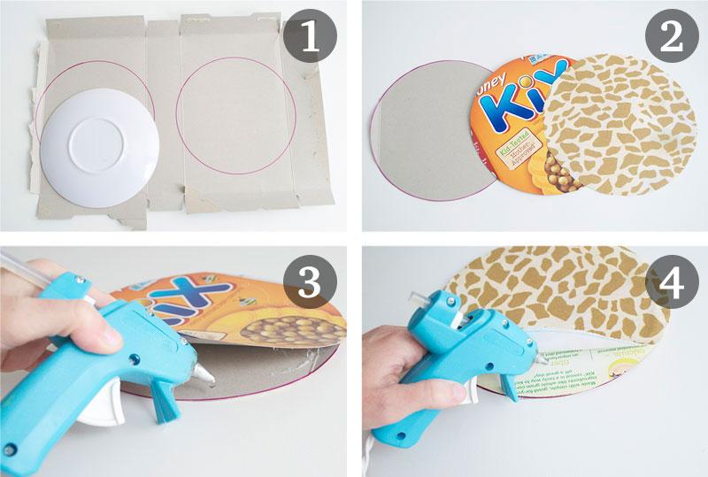 como fazer enfeite mesa aniversario infantil tema zoologico safari girafinha cupcake (3)